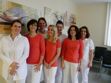 Arztpraxis, MedPlus-Zentrum, Mitarbeiter Praxis Merseburg