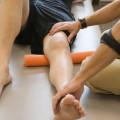 Krankengymnastik , Bewegungstherapie, Muskelkoordination